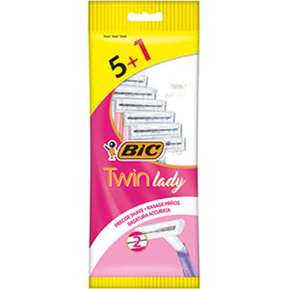 Picture of Lamina Depil Desc BIC Twin Lady 5+1un