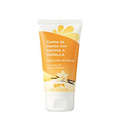 Picture of Creme Mãos SENSATIONS Baunilha 50ml