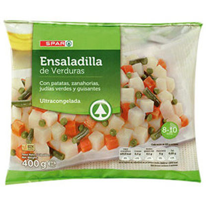 Imagem de Mistura Legumes SPAR Salada Russa 400gr