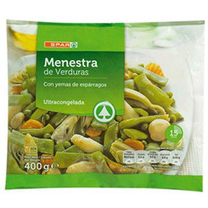 Picture of Mistura Legumes SPAR C/Cogumelos 400gr