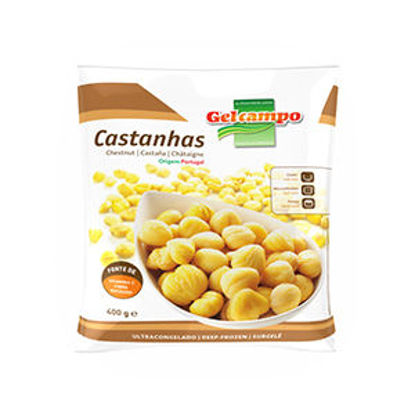 Picture of Castanha GELCAMPO 400gr