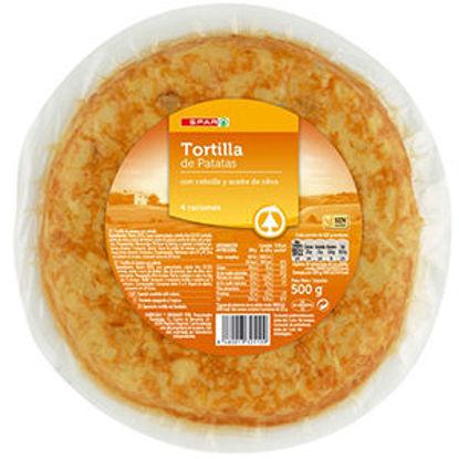 Imagem de Tortilha SPAR Batata C/ Cebola 500gr