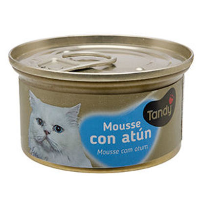 Picture of Alim Gato TANDY Mousse Atum 85gr