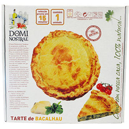 Picture of Tarte Bacalhau DOMI NOSTRAE 1kg