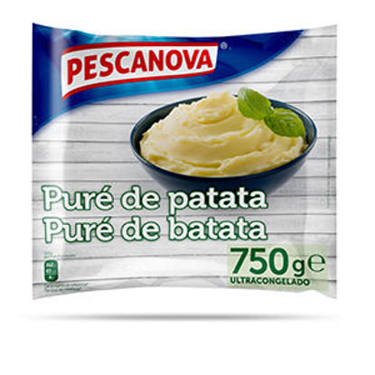 Imagem de Puré Batata PESCANOVA 750gr
