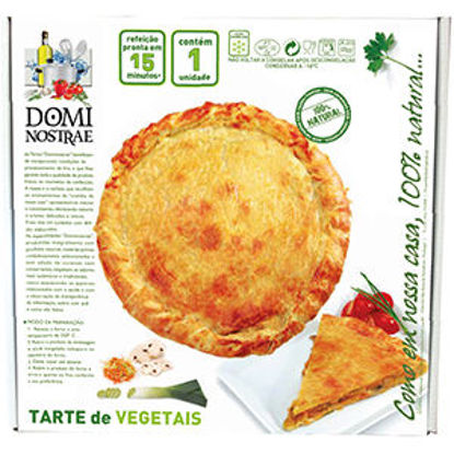 Picture of Tarte Vegetais DOMI NOSTRAE 1kg