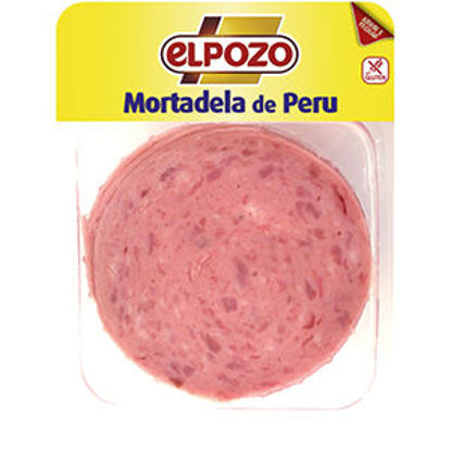 Imagem de Mortadela ELPOZO Peru 150gr
