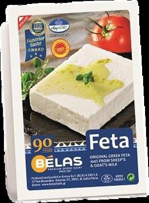 Imagem de Qj BELAS Feta Grego Ovelha Cabra Dop 200gr