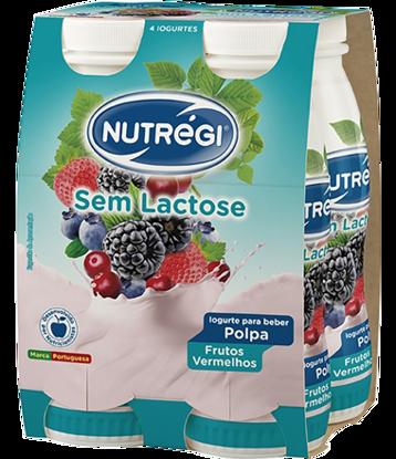 Imagem de Iog NUTREGI S/Lactose Liq Polpa Frut Verm 170gr