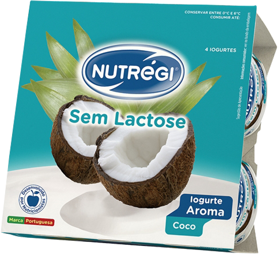 Picture of Iog NUTREGI S/Lactose Aroma Coco 120gr