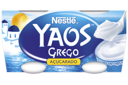 Picture of Iog NESTLE Grego Açucarado 4x110gr