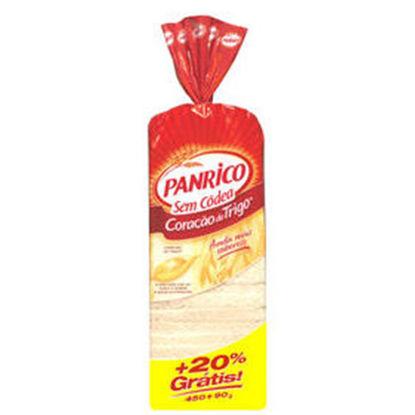 Imagem de Pão Forma PANRICO Branco S/Côdea 450gr