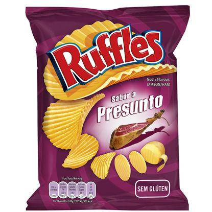 Picture of Bat Frit RUFFLES Presunto 200gr