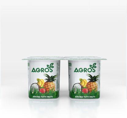 Picture of Iog AGROS Aroma Tutti Frutti 120gr