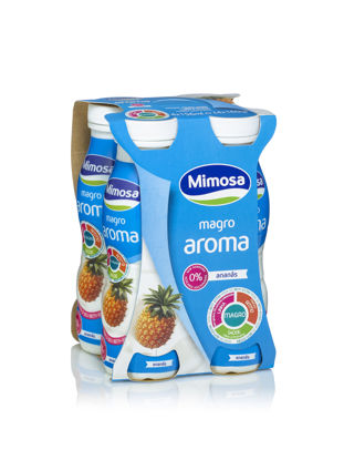 Picture of Iog MIMOSA Liq Magro Ananas 156ml