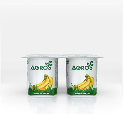 Picture of Iog AGROS Aroma Banana 120gr
