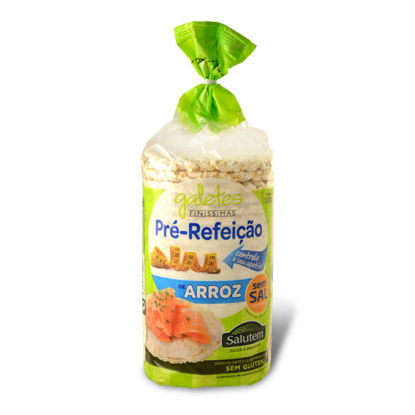 Picture of Galetes SALUTEM Arroz Finiss S/Sal 130gr