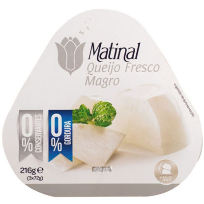 Picture of Queijo MATINAL Fresco Magro 216gr