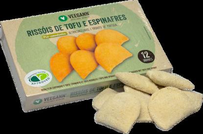 Picture of Rissóis VEEGANN Tofu Espinafres Med 12un