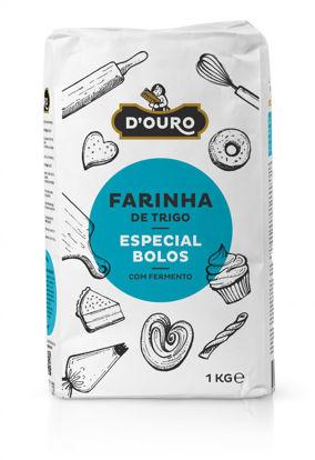 Picture of Farinha D OURO Espec Bolo C/Fermento 1kg