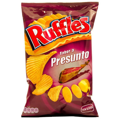 Picture of Bat Frit RUFFLES Presunto 122gr
