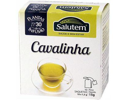 Picture of Chá SALUTEM N30 Cavalinha 10 Saquetas