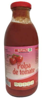 Picture of Polpa Tomate SPAR Frasco 500gr