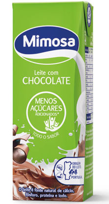 Imagem de Leite MIMOSA Chocolate 200ml