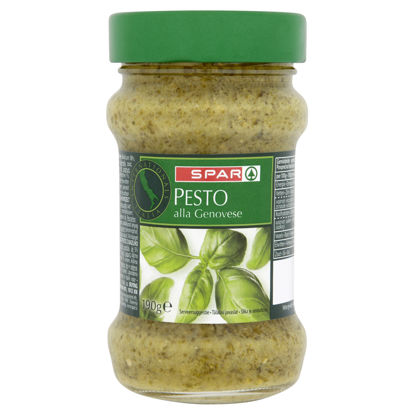 Picture of Molho SPAR Pesto Genoves 190gr
