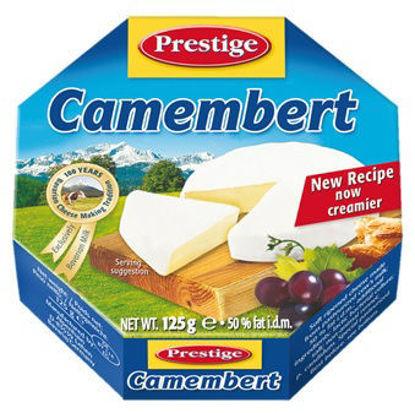 Picture of Queijo PRESTIGE Camembert 125gr