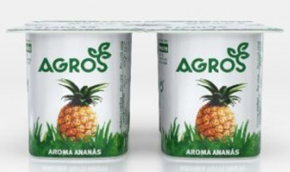 Picture of Iog AGROS Aroma Ananas 120gr