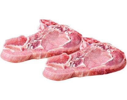 Imagem de Porco Costeletas Cachaço kg (emb 500GR aprox)