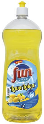 Picture of Det Loica FUN Liq Amarelo 1,5lt