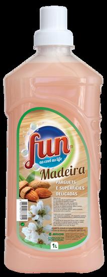 Imagem de Det FUN Limpa Madeiras 1lt