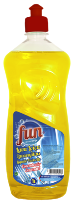 Picture of Det Loica FUN Liq Conc Amarelo 1lt
