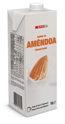 Picture of Bebida Amêndoa SPAR Brik 1lt
