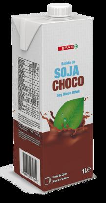 Picture of Bebida Soja SPAR Chocolate 1lt