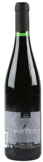 Picture of Vinho POETICO Mesa Frutado Tinto 75ml