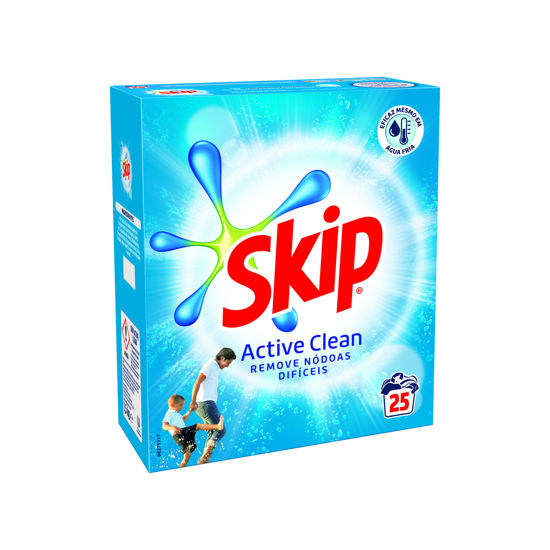 Picture of Det SKIP Po Active Clean 25Dos