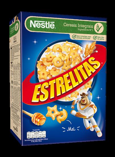 Picture of Cereais NESTLE Estrelitas 270gr