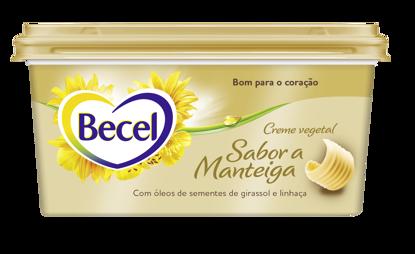 Imagem de Creme Barrar BECEL Sabor Manteiga 450 g
