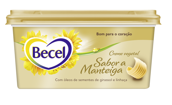 Picture of Creme Barrar BECEL Sabor Manteiga 450 g