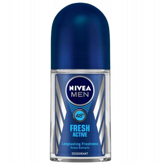 Imagem de Desod NIVEA Roll On Fresh Active 50ml