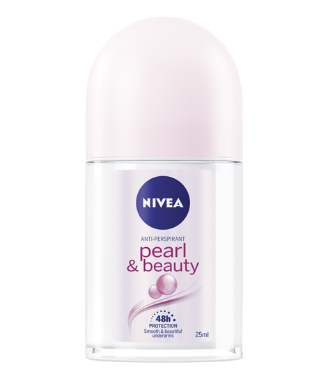 Imagem de Desod NIVEA Roll On Pearl Beauty 50ml