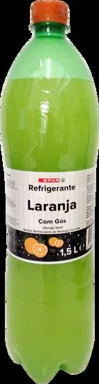 Imagem de Refrig SPAR Laranja C/Gas 1,5lt