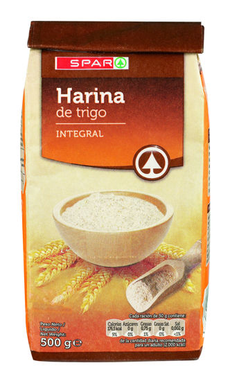 Picture of Farinha SPAR Integral 500gr