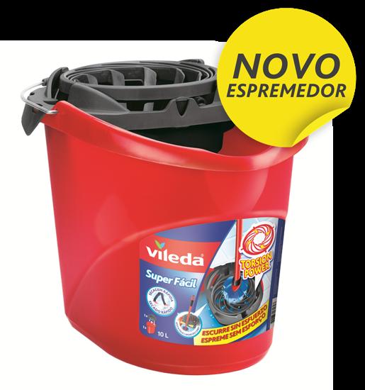 Picture of Balde VILEDA C/Espremedor Super Facil un