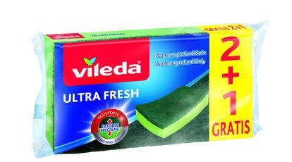Picture of Esfregao Esponja VILEDA Ultra Fresh 2+1 un