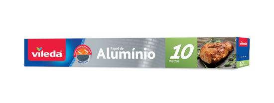 Picture of Papel Alumínio VILEDA 10mt un