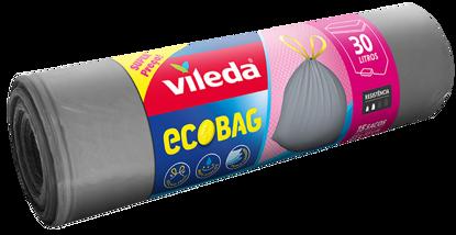 Picture of Sacos Lixo VILEDA Ecobag 15x30lt un